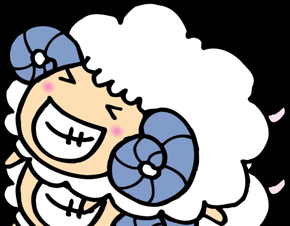 2015年】未年の年賀状 ... : 年賀状 イラスト 羊 無料 : イラスト